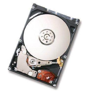 Un disque dur 2,5 pouces de 500Go chez Hitachi