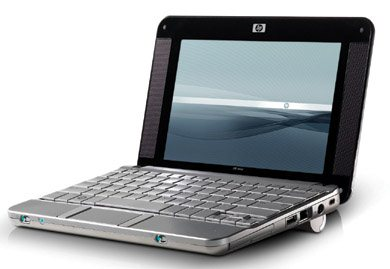 Hewlett Packard officialise son ultra portable