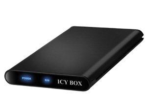 Des boîtiers HDD pratiques chez Icy-Box