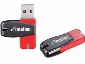La NanoFlash, la nouvelle clé usb Imation