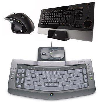 Comparatif de kits : Microsoft VS Logitech
