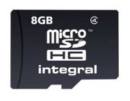 Integral Europe dévoile une micro SDHC de 8Go