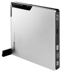Un combo Blu-ray externe et ultra fin chez IO-Data