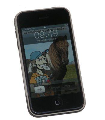Demi succès pour Orange : 70.000 iPhones écoulés