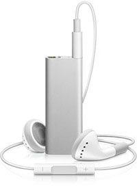 Un nouvel iPod Shuffle de 4Go