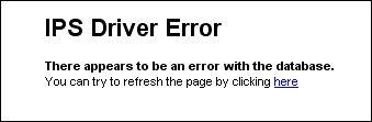 Des problèmes pour accéder au site …