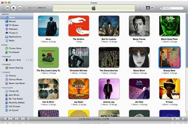 iTunes 9.2 : support de l'iPhone 4 et de iOS 4