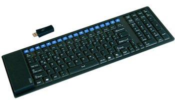 Un clavier souple et étanche chez Keysonic