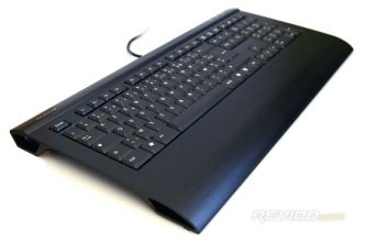Un clavier Keysonic avec hub usb et chip audio intégré