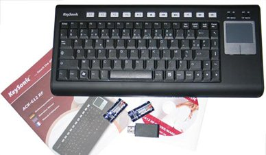 Revioo teste le clavier Keysonic ACK-612RF