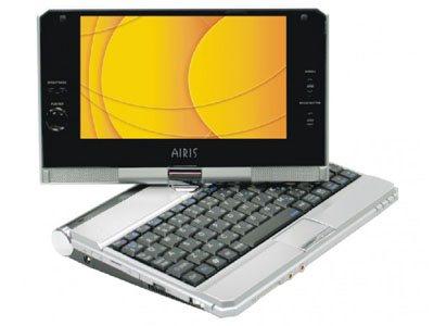 Airis annonce un portable de 7 pouces