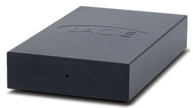 BHmag.fr : Test du disque dur LaCie Desktop de 1 To