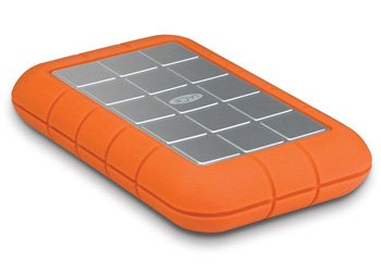 LaCie Rugged XL : un HDD d'un To à la mer …
