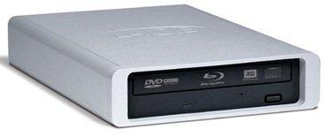 LaCie dégaine un graveur Blu-ray 8x externe
