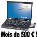 Que vaut un PC portable à 500 euros ?