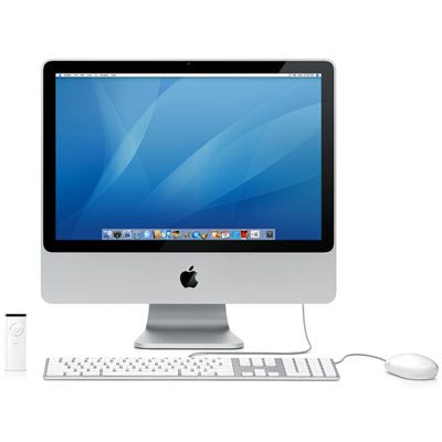 Test du nouvel iMac 24 pouces sur LesNumeriques