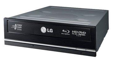 Un graveur Blu-ray 8x pour cet automne chez LG
