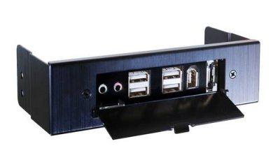 BZ-U02 : des connecteurs facilement accessibles