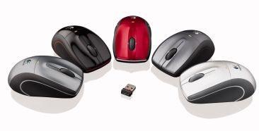 Logitech annonce la souris V450 Nano