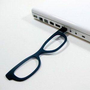 Une paire de lunettes pour les geeks (ou pas..)
