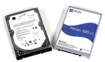 PC portable : disque dur VS disque SSD sur Matbe