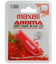 Maxell Aroma : la clé usb qui sent bon …