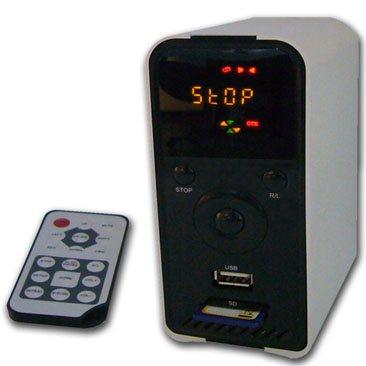 Ndfr teste un boitier multimedia de Max In Power