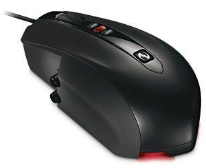 Une souris gamer chez Microsoft : la SideWinder X5
