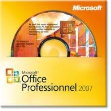 Office 2007 Pro gratuit pour les enseignants