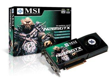 Revioo examine la GTX 285 de MSI