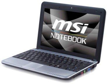 MSI lance un nouveau netbook : le Wind U115