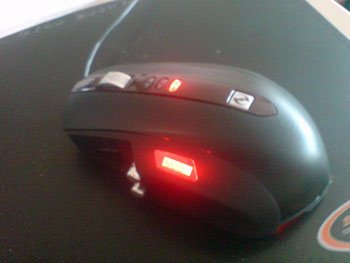 Ndfr passe en revue la Ms SideWinder Mouse