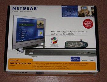 Ndfr teste la platine EVA8000 de NetGear