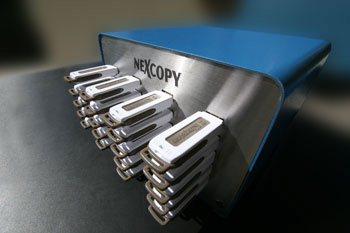 Un duplicateur de 20 à 60 clés usb