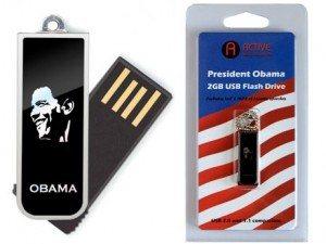 Insolite : deux clés usb pro-américaines !