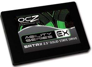 OCZ Agility EX : le premier SSD SLC abordable ?