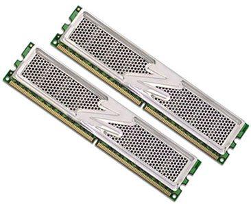 OCZ lance un kit mémoire de 4Go PC2-8000