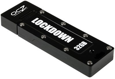 OCZ LockDown : une clé usb indestructible ! ?