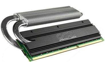 OCZ lance des kits mémoire de 4Go