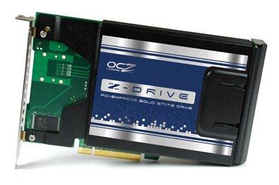 Le OCZ Z-Drive est de retour : une nouvelle version encore plus performante