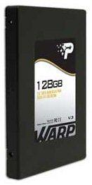 Le SSD Warp V3 de Patriot en version 128Go