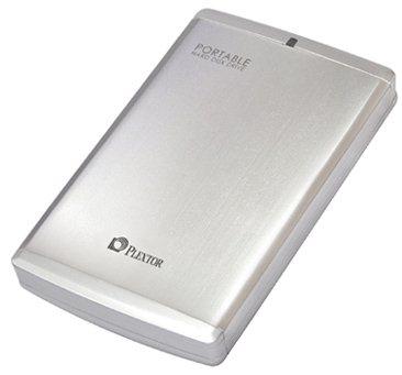Plextor : nouveaux disques durs externes
