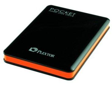 Des disques durs qui tiennent dans la poche chez Plextor