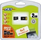 PNY lance un Pack Mobilité MicroSD