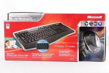 Kit MS Wireless Laser Desktop 7000 décortiqué