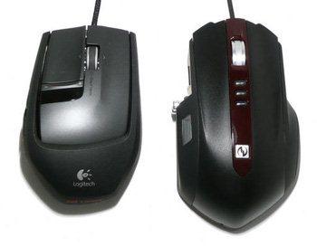 Duel de souris : Microsoft VS Logitech