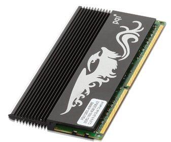 Un kit mémoire DDR3-1600 chez PQI