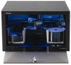 Un robot de gravure et d'impression Blu-ray chez Primera
