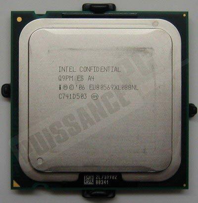 PuissancePC teste le Core 2 Extreme QX9770