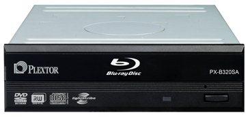 Plextor dégaine le PX-B320SA, un combo Blu-ray 8x